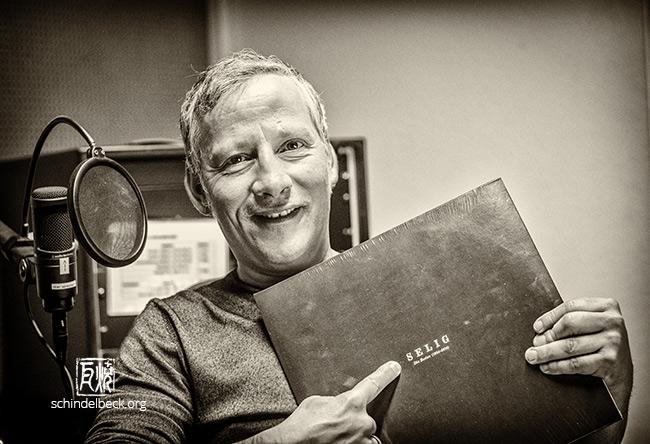 Phil Leicht bei Jazzology im Bermudafunk - Foto: Schindelbeck