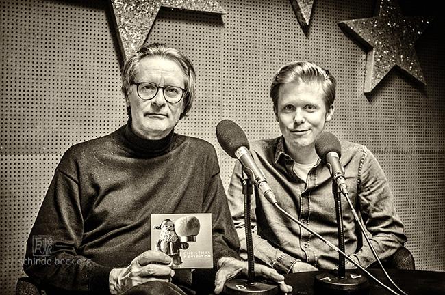 Thomas Stabenow & Volker Engelberth Foto - bei Jazzology im Bermudafunk