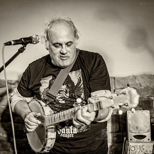 Eugene Chadbourne - Photo: Schindelbeck