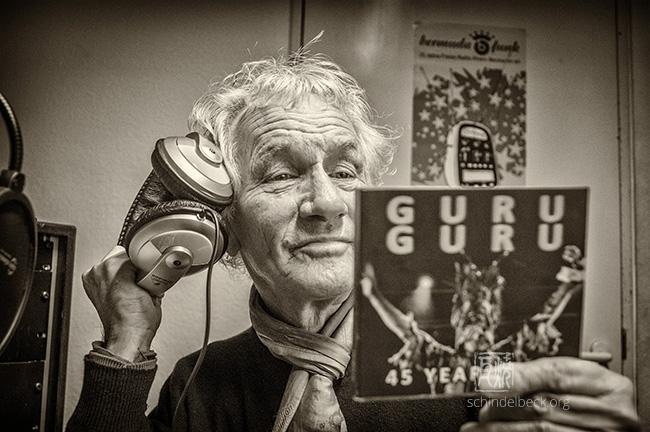 Mani Neumeier - Foto: Frank Schindelbeck